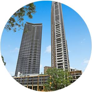 NSW Strata managed property - 330 Church Street, Parramatta